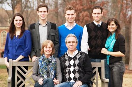 Jurjevich Family 2013 -2