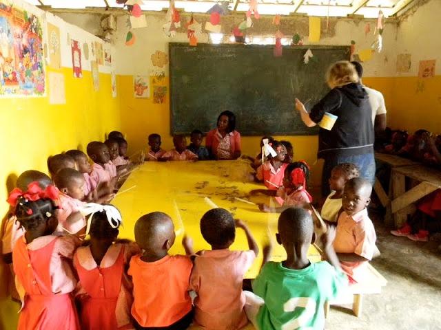 Haiti Felix - Kindergartenl