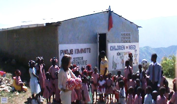 Haiti Felix - School Visit