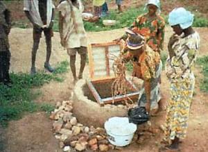 Nigeria - well