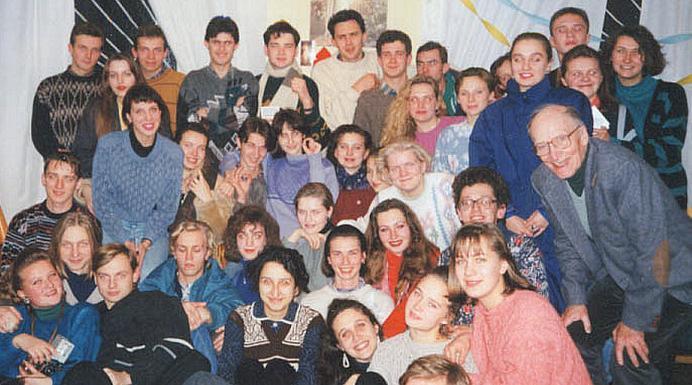 Ukrainian BIb leschool - Mackenzie