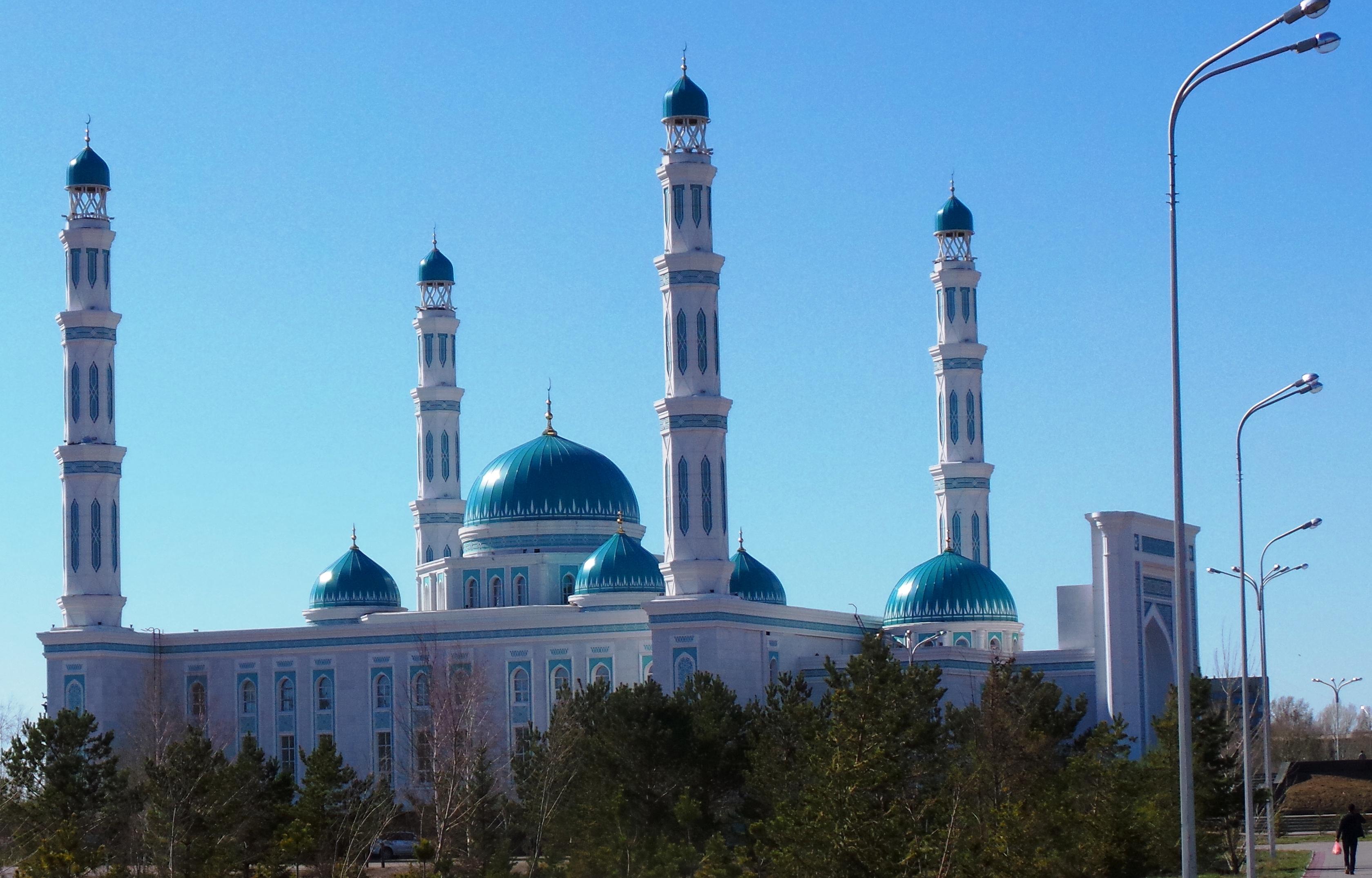 Kaz - Kar 2014 Mosque