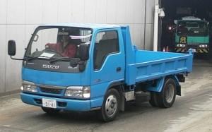 Starks - Blue truck