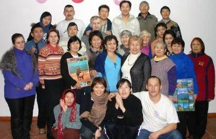 Kalmykia - 2008 Bible Conference Participants B