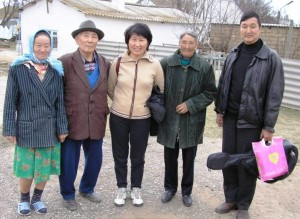 Kalmykia - Evengelism Team B