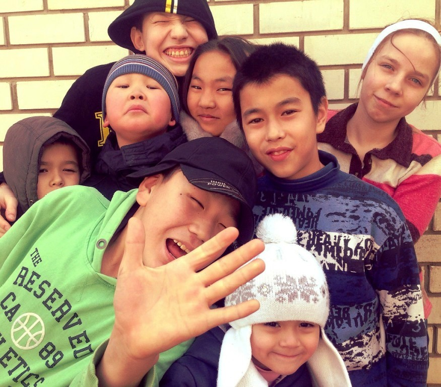 Kalmykia - the Young Generation B