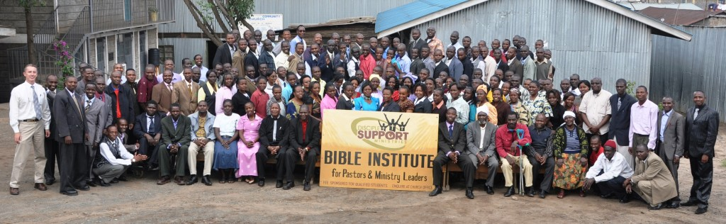 Cowley - 2014 Bible Institute Graduating Class
