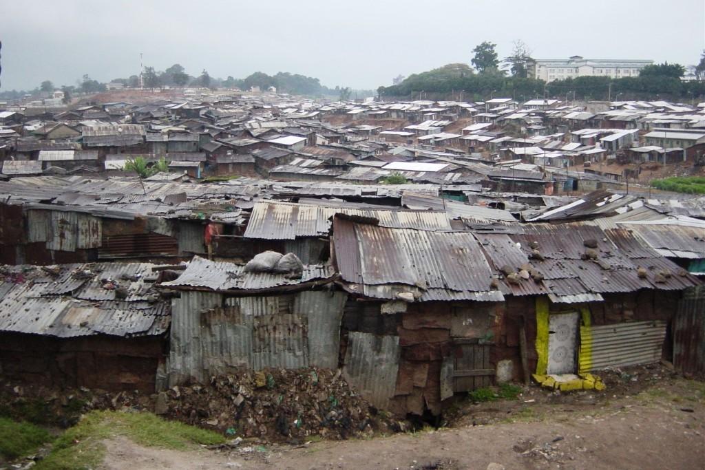 Cowley - Kiberia Slum