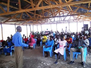 S Sudan - Meeting church building web