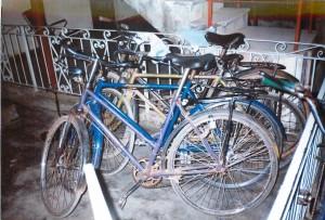 Cuba - bikes