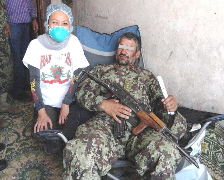 Zheny - Afghan Commander 2