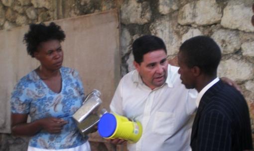 Haiti - Urra Distr Food
