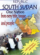 South Sudan - Prayers