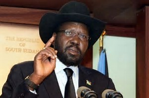South Sudan - President Kiir