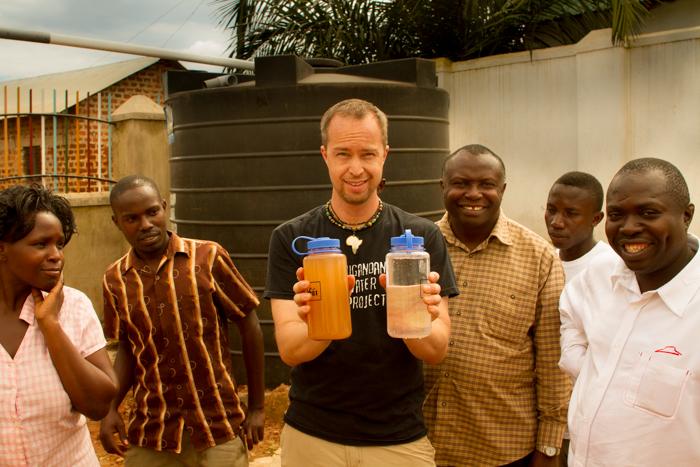 uganda water security